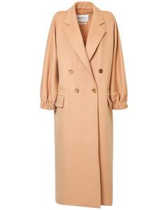 Pure Camel Double Breast Coat