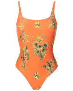 Oversized High-Neck Puffer Coat