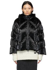 SSENSE发售黑色Frele羽绒夹克