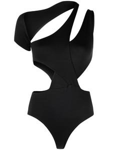 Lavalliere green silk crepe de chine dress