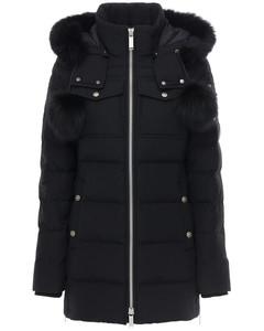 Wyc Hooded Down Jacket