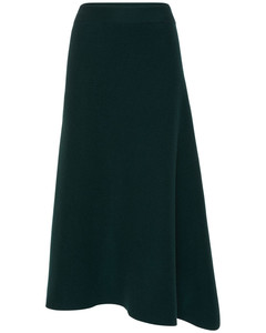 Striped cropped jeans
