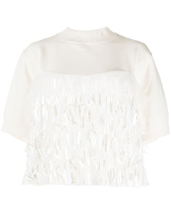 Aloe Vera floral-print bikini