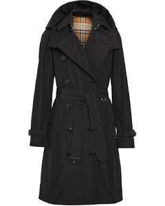 Kensington Nylon Trench Coat
