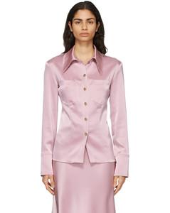粉色Tippi衬衫