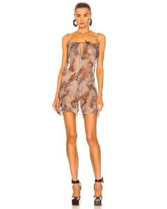 Adula bow detail trench coat