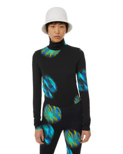 The Japanese GoWeave Tank Wrap Dress