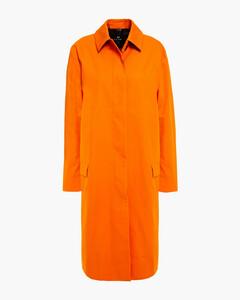 Ps Paul Smith Woman Cotton-gabardine Coat