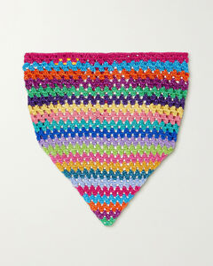Etreti cream quilted shell gilet