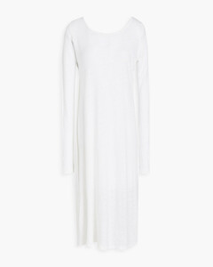 Etreti black quilted shell gilet