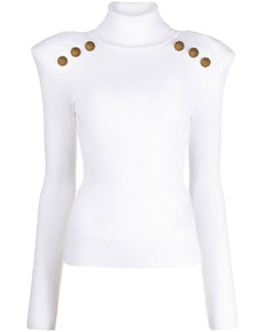 Satin-trimmed wool straight-leg trousers
