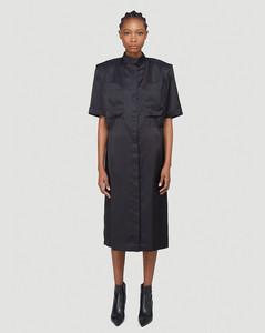 Oversized Dress in Black
