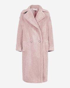 Chiara teddy coat