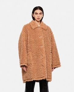 Jacey faux fur jacket