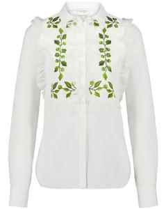 Gathered Skirt in Black
