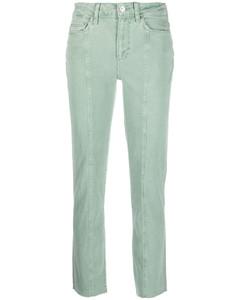 4条纹针织短裙