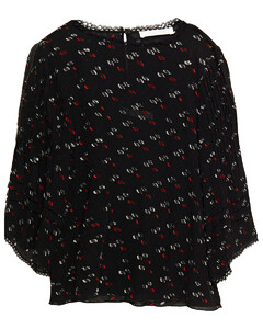 Nuraghe blazer in houndstooth wool and cashmere