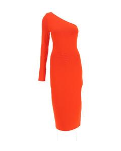 Mona belted faux-fur coat