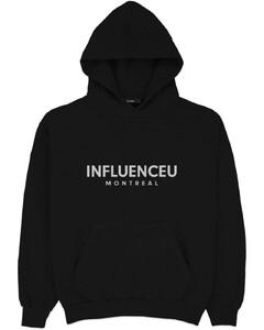 Heavy Fleece Logo Sweatshirt - Black
