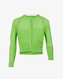 Trench stampa monogram all ove...