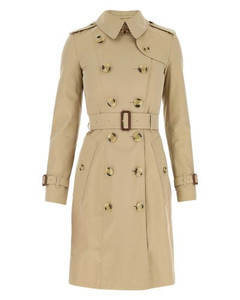 Chelsea Heritage Belted Trench Coat