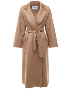 Labbro Belted Cashmere Coat