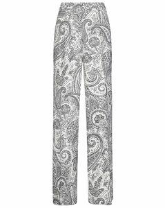 GATHERED PANEL COTTON DRESS