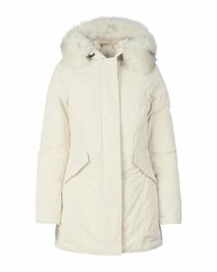 Fur-Trim Luxury Arctic Parka