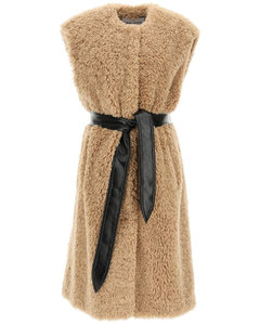 Vests Stand for Women Mid Brown