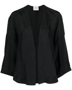 基本款棉平纹针织T恤