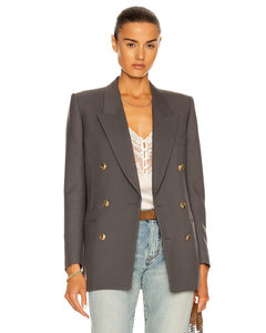 Tailored Jacket in Grey