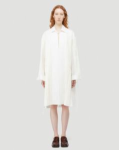 AW19 Laurene Dress in White