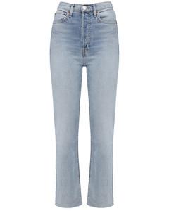 The Caro Cotton Denim Jeans