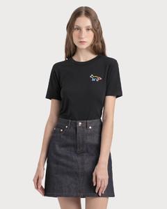 Rainbow Profile Fox T-Shirt