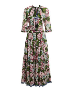 Becca dark grey roll-neck cashmere-blend top