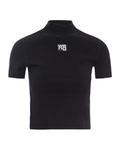 Molveno round-neck silk-blend midi dress