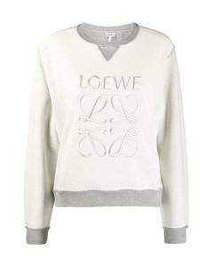 Anagram Embroidered Sweatshirt