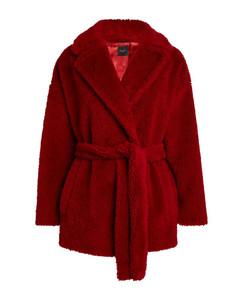 Short Teddy Coat