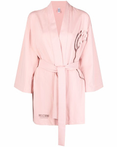 Cotton blend asymmetric hoodie