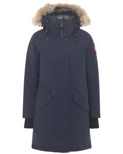 Ellesmere Down Parka W/ Fur Trim