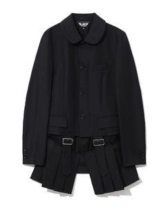 Deconstructed coat