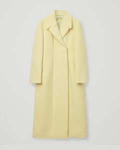 STRUCTURED LONG COAT