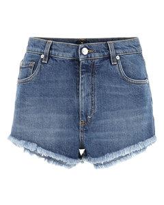 Faux Fur Wool Knit Zip-up Coat