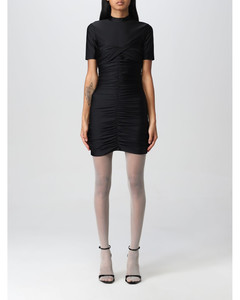 Belted Cotton Twill Cargo Pants