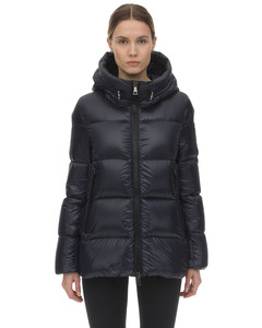 Seritte Nylon Down Jacket