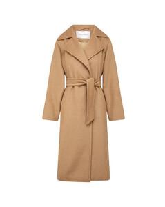 Manuel camelhair coat