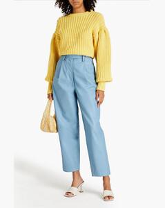 涡纹图案短裤