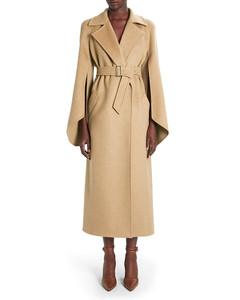 'Milano' Camel coat