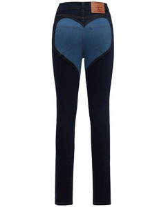 Penny pleated stretch-crepe mini dress