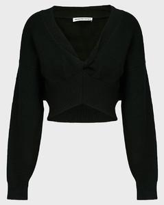 V-Neck Cotton-Blend Jumper